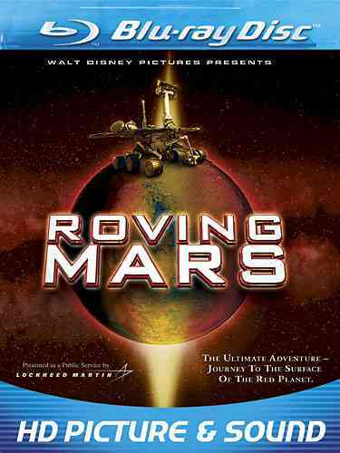 ROVING MARS BY NEWMAN,PAUL (Blu-Ray)