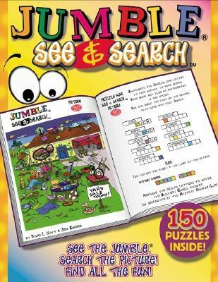 Jumble See & Search By Hoyt, David L./ Knurek, Jeff